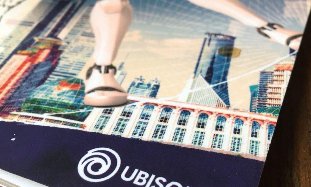 ubisoft le lab / révolution