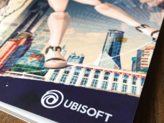 Ubisoft – Lab Book